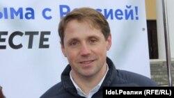 Руководитель Марийского государственного университета Михаил Швецов