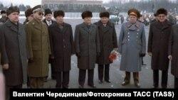 Визит делегации ПНР в Москву, 1982 год