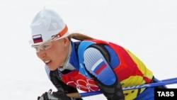 Юлия Чепалова в спринте выглядит неплохо