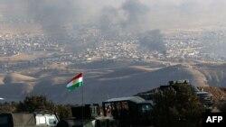 İraqda kürd qüvvələri