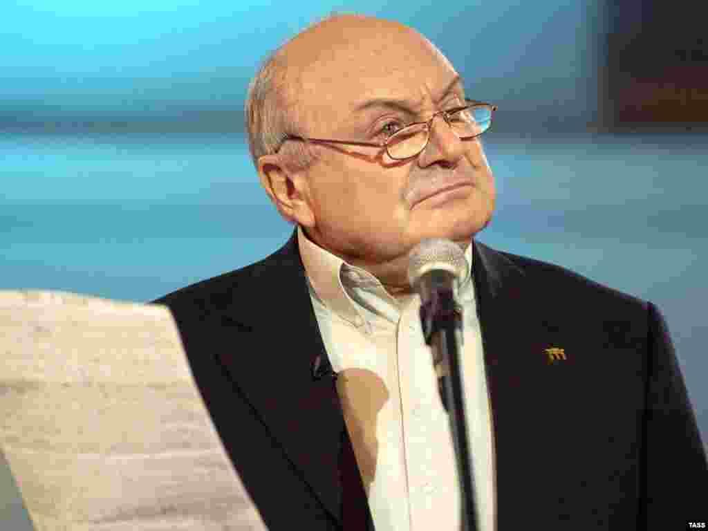 Сегодня исполняется 75 лет Михаилу Жванецкому.