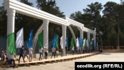 Özbegistan, baýramçylyk çäresine taýýarlyk