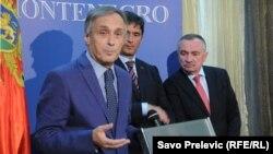 Miofrag Lekić objavljuje osnivanje Demokratskog fronta Crne Gore