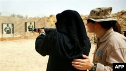 "Training for the ""Sisters of Fallujah"""