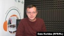 რეზო გეთიაშვილი, CENN-ის გარემოსდაცვითი პროგრამების კოორდინატორი