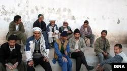 Ирандагы Догарин лагериндеги ооган качкындары, 6-апрел, 2009-жыл.