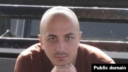 Кирилл Денякин, гражданин Казахстана, убитый полицейским в США. Фото с блог-платформы Your Vision, http://kruzhechka.yvision.kz