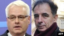 Ivo Josipović i Milorad Pupovac