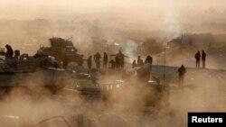Iračke snage u borbi za Mosul u nedjelju 26. februara 2016.