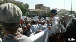 خواسته اصلی معترضان، رفع دغدغههای معیشتی و درمانی بود