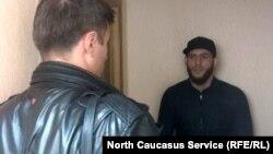 Адвокат Заикин на встрече с Амриевым в Брянске