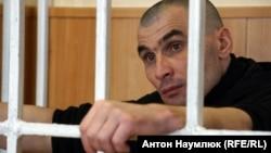 Сергей Литвинов на суде