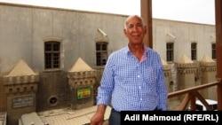 المعماري خالد السلطاني
