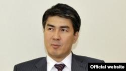 Асет Исекешев, первый вице-премьер Казахстана, министр индустрии и новых технологий.