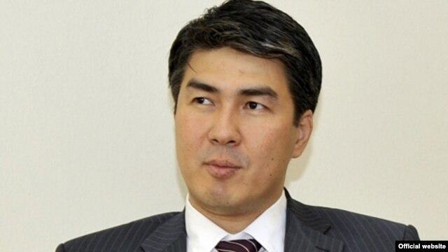 Инвестициялар және даму министрі Әсет Исекешев.