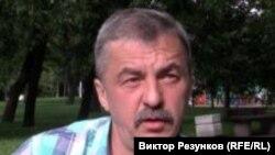 Подполковник Сергей Коновалов