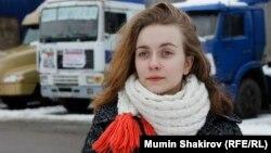 Анастасія Нікіценка, аднаклясьніца Станіслава Ганчарова