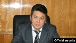 Каныбек Жороев президенттик аппараттын мурдагы жетекчиси.