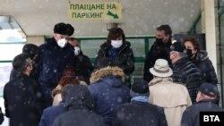 Депуутати от БСП (на снимката) и останалите групи дадоха в сряда проби, за да бъдат тествани за COVID-19, след като преди ден стана ясно, че колегата им от ДПС Хасан Адемов е заразен