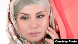 Uzbek pop star Yulduz Usmonova