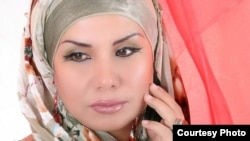 Uzbekistan - Pop Singer Yulduz Usmonova, undated