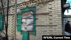 Зайцеве: на архівному фото вільна частина селища, що регулярно потерпає від обстрілів бойовиків