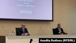 Nazirlər Kabineti , Operativ Qərargahın açıqlaması, 15 aprel 2020