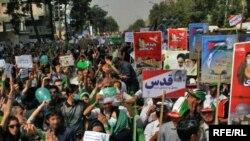 Ирандагы нааразылык акциялар, 2009-жыл