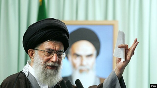 Hale Khamenei?