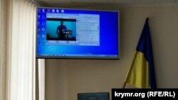 Суд 20 июня, Энвер Велиляев принимал участие в заседании по видеосвязи