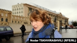 ნესტან ცეცხლაძე, ჟურნალისტი