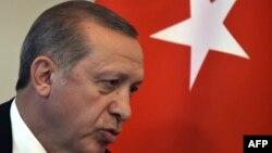 رجب طیب اردوغان رئیس جمهور ترکیه