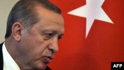 Президент Турции Эрдоган