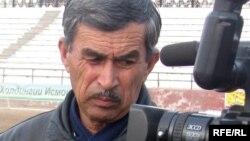Давлаталӣ Шамсов