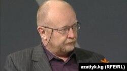 Мәскеу Карнеги орталығының Кавказ бойынша сарапшысы Алексей Малашенко. 8 желтоқсан 2010 жыл.