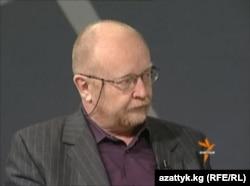 Эксперт Московского центраКарнеги Алексей Малашенко.