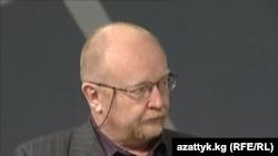 Alekseý Malaşenko, syýasy ylymlarynyň professory, Moskwadaky Karnegi merkeziniň bilermeni.