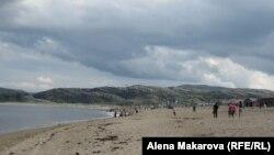 Поселок Териберка в Мурманской области