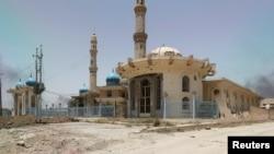 Фаллужа шаарындагы мечит.