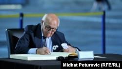 Teodor Meron, Predsednik Mehanizma za međunarodne sudove