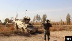 Афганські силовики, грудень 2016 року