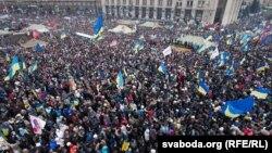 Евромайдан в Киеве, декабрь 2013 года