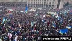 Евромайдан, декабрь 2013 года