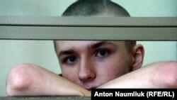 Артур Панов в суде.