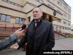 Екс-кандидат на президента Володимир Нєкляев