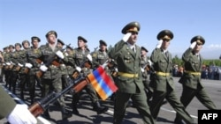 Thirty Armenian soldiers will be sent to Afghanistan