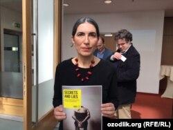 Халқаро Амнести ташкилотининг Германиядаги Бош котиби Селмин Чолишқон