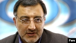 علیرضا زاکانی، نماینده اصولگرای تهران در مجلس