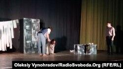 Спектакль «Гупьошка» в Северодонецке