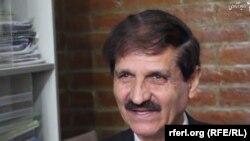احمد شاه شریفی رئیس انجمن روانشناسان افغانستان